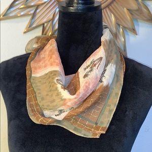 Halston Lifestyle Silk Scarf